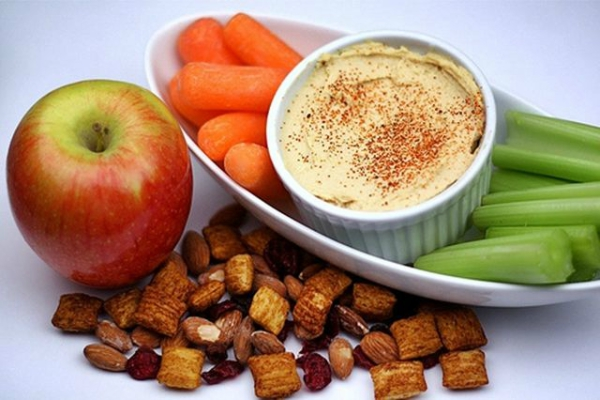 10 Snacks saludables y con un alto valor proteico