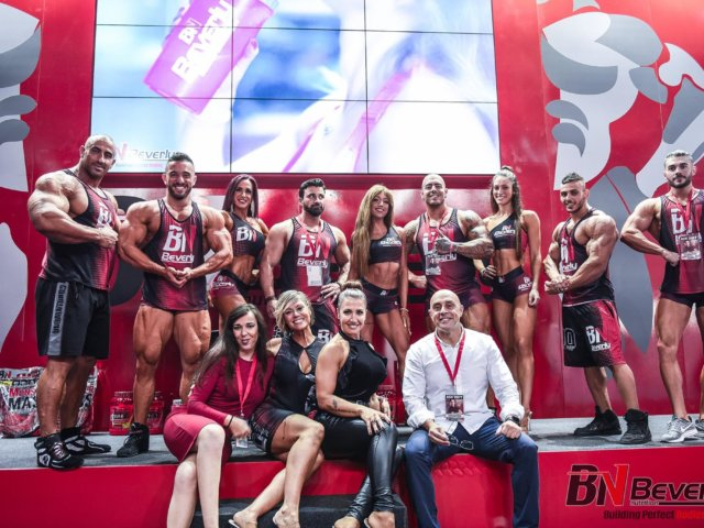 Equipo Beverly Nutrition