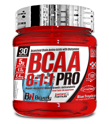 BCAA 811 Beverly Nutrition