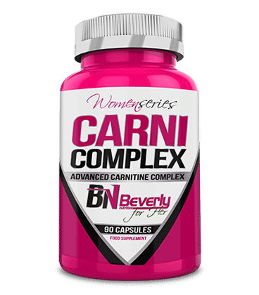 Carnitina para mujeres Beverly Nutrition