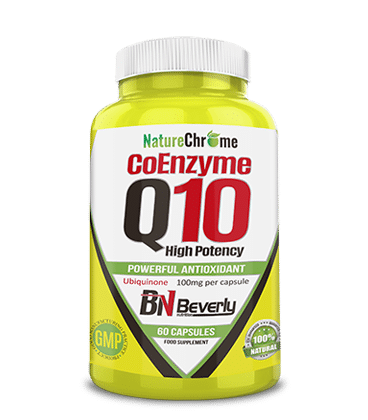 Coenzyme Q10 Beverly Nutrition