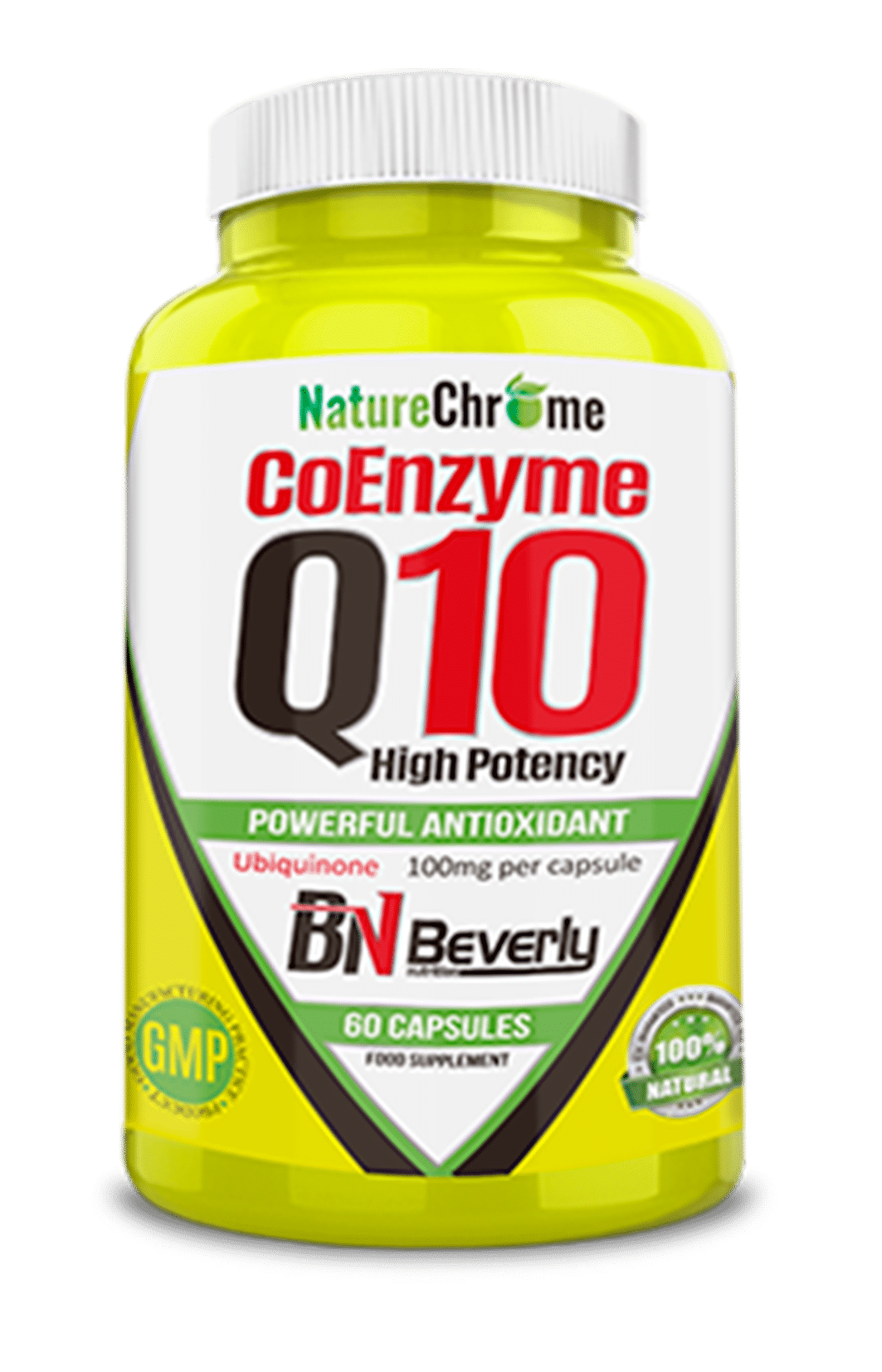 Coenzima Q10 Beverly Nutrition