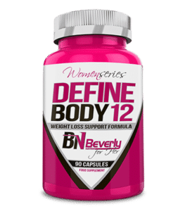 Quemador de grasa para mujeres Beverly Nutrition