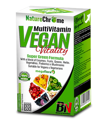Multivitamin Vegan Beverly Nutrition
