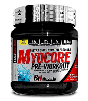 Pre Workout Beverly Nutrition