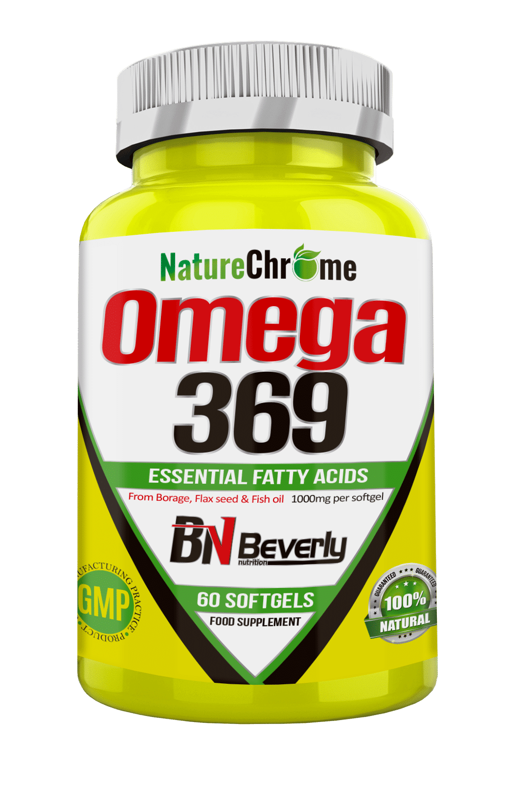 Omega 369 Beverly Nutrition