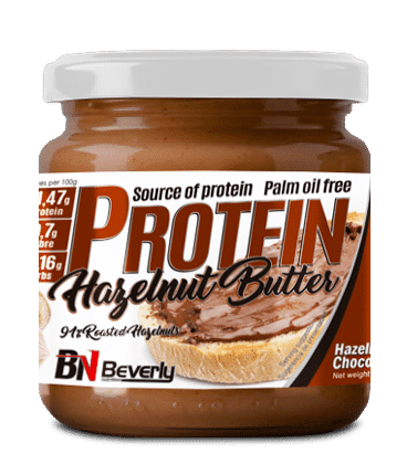 Crema Proteinada Chocolate Beverly Nutrition
