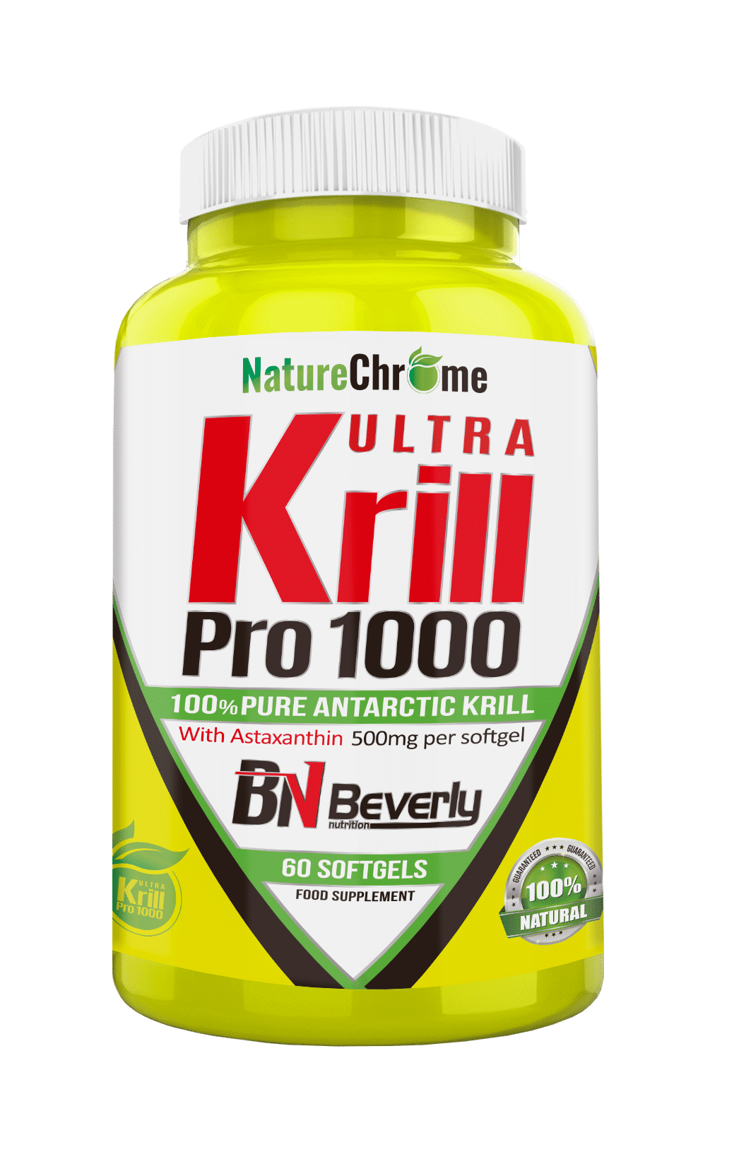 Krill Beverly Nutrition