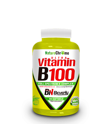 Vitamina B Beverly Nutrition