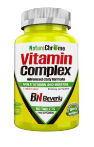 Vitamin Complex Beverly Nutrition