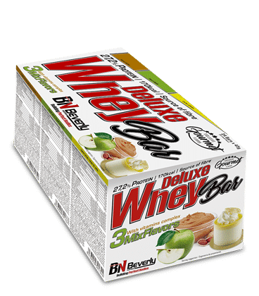 Barrita Protéica Whey Beverly Nutrition