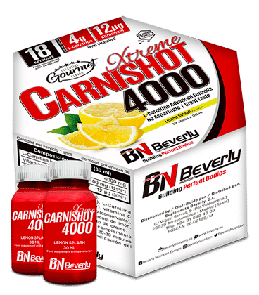 Carnitina Líquida Beverly Nutrition