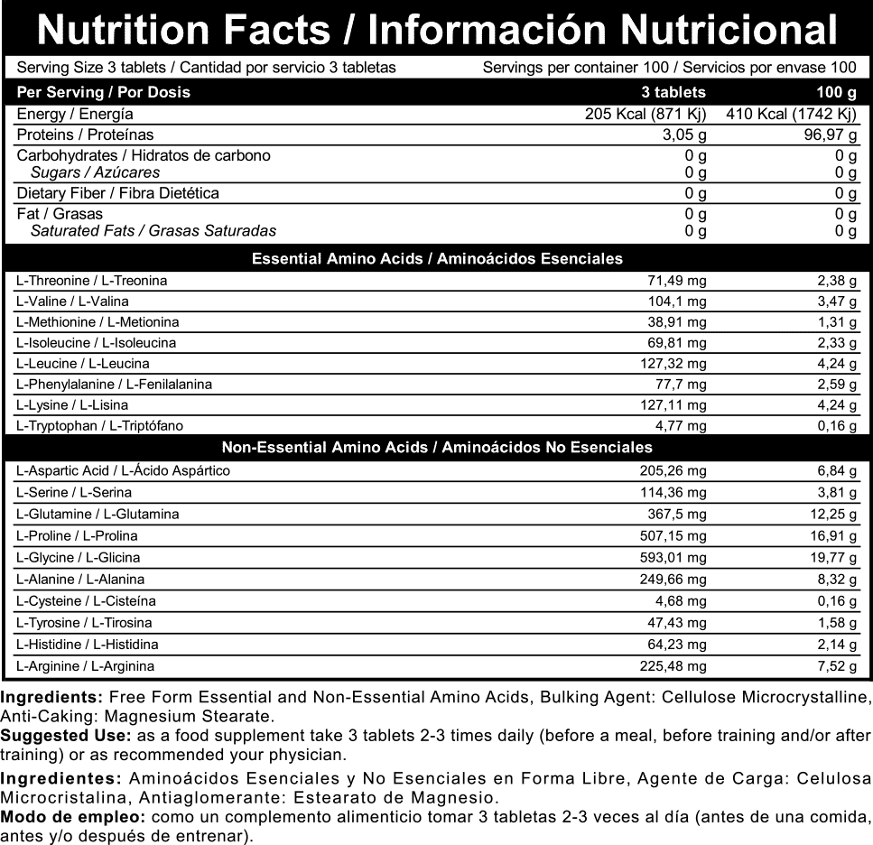 Aminoácidos Beverly Nutrition