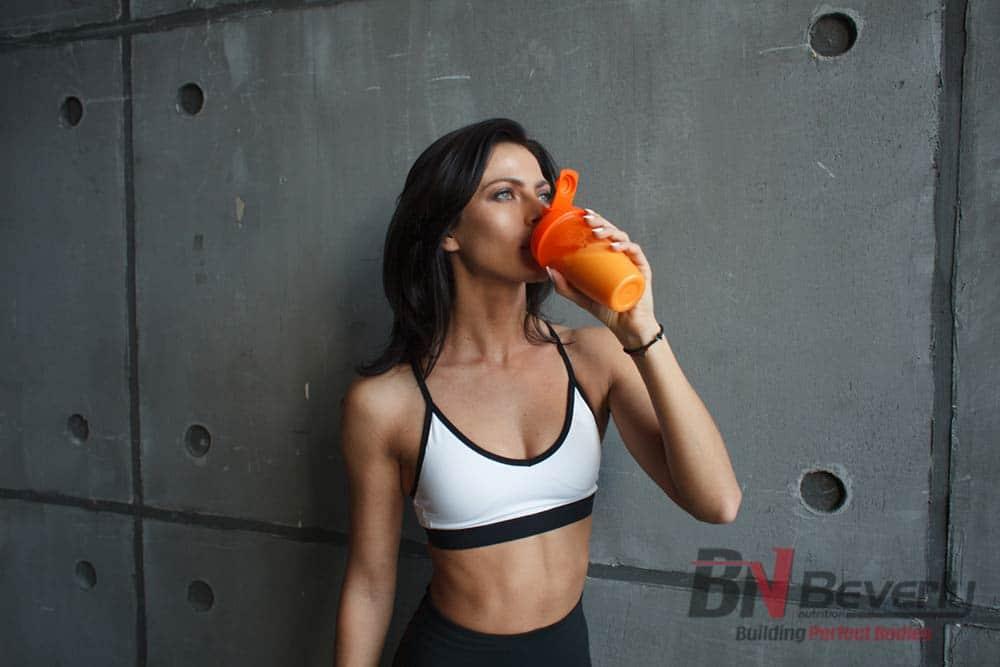 Como tomar proteina