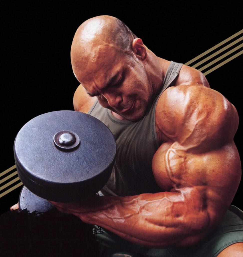 mejores ejercicios de biceps y triceps