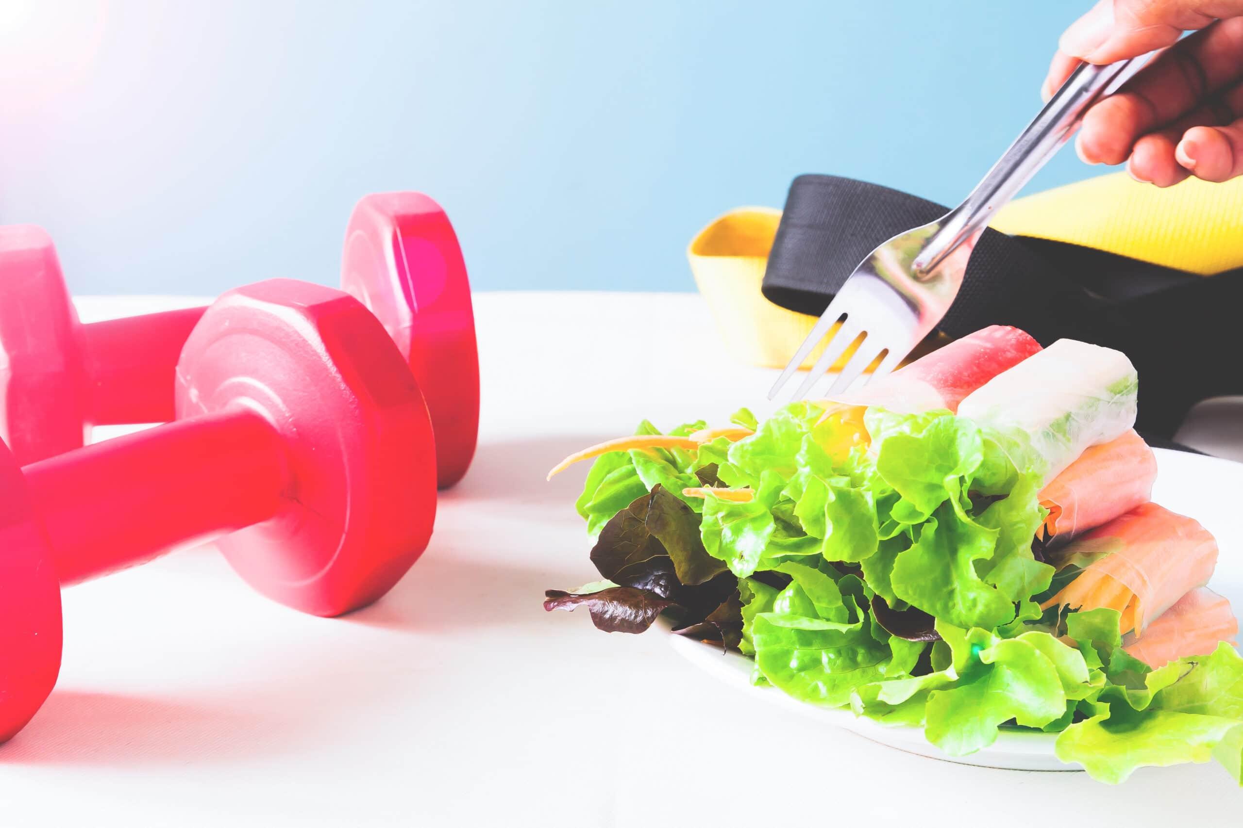 ¿Por qué lo que comes influye en tu deporte?