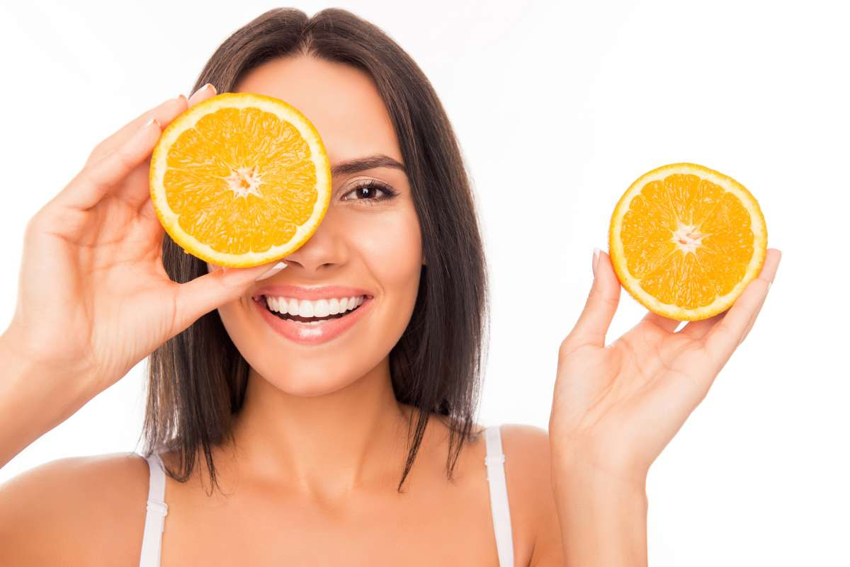 piel joven y vitamina C