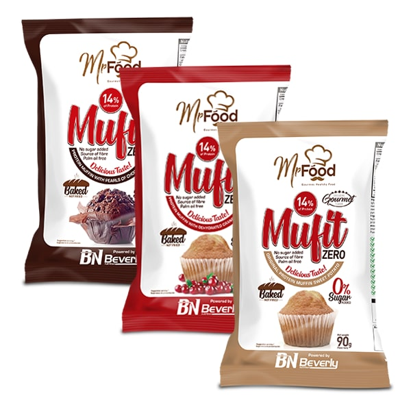 Mufit Zero - Beverly Nutrition & Mr Food