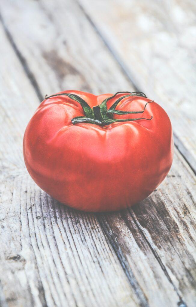 Súper poderes del tomate