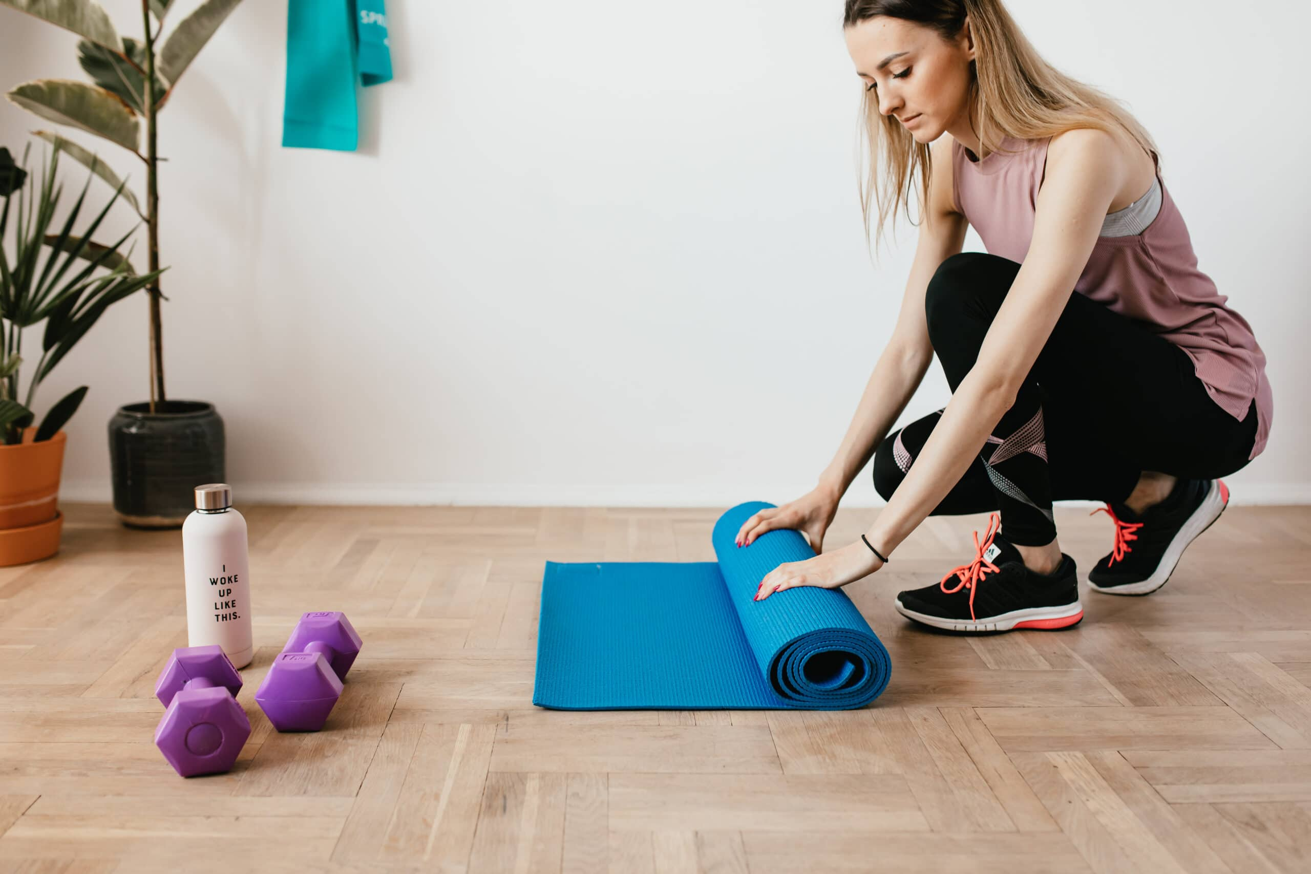 Las 3 rutinas de ejercicio que puedes hacer en casa