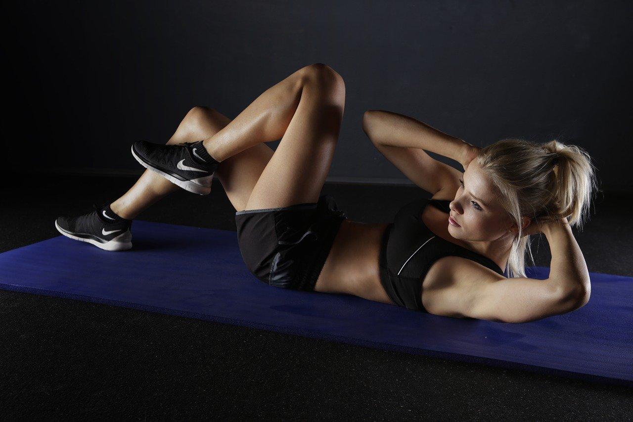 Los mejores 5 ejercicios para el abdomen