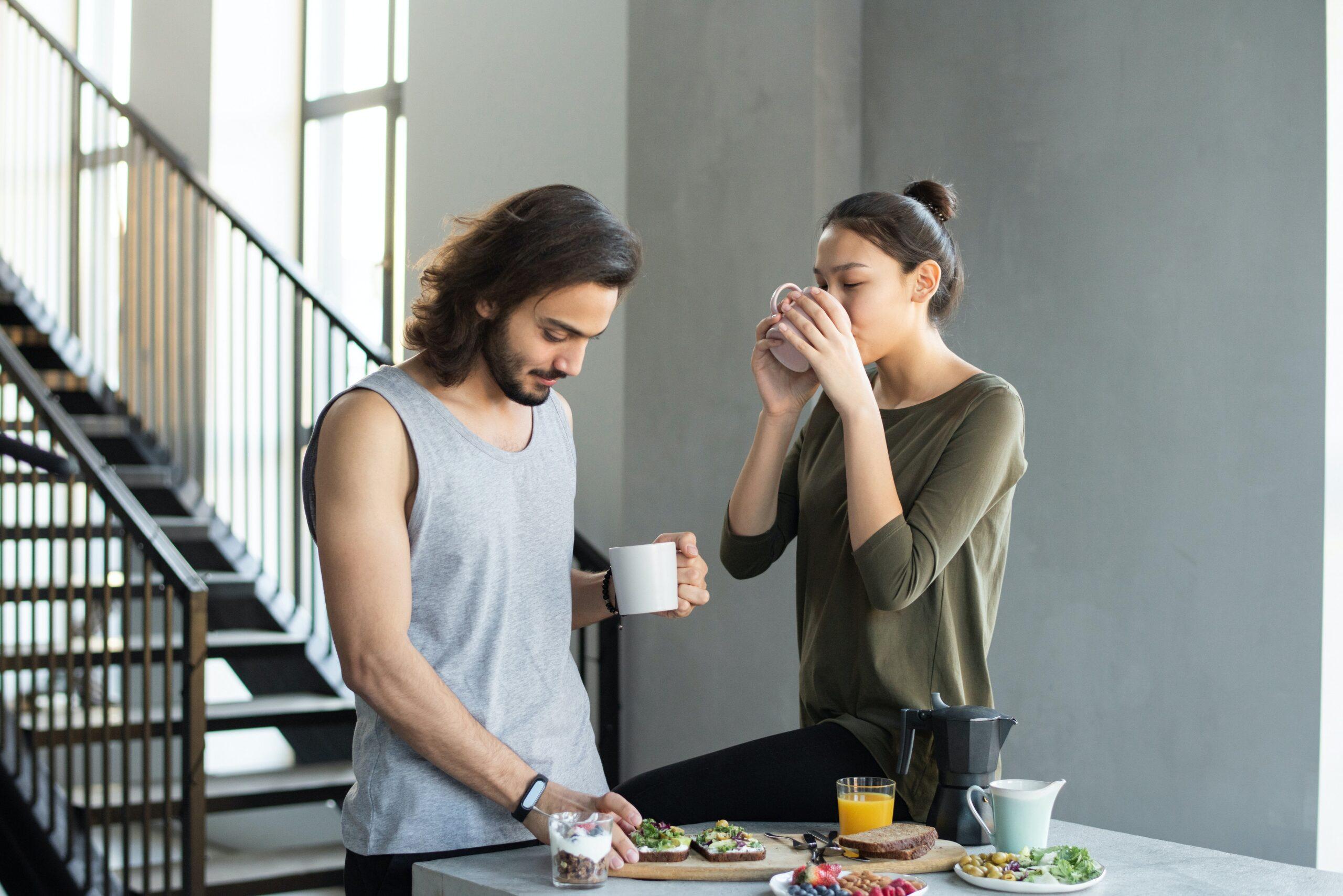 Los 4 alimentos que producen energía