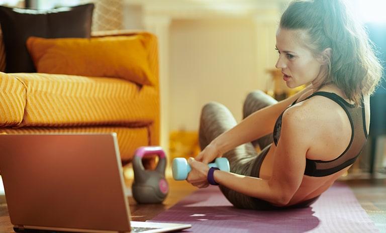 Sea que estés en casa o que estés saliendo, aquí te dejamos una serie de recursos tecnológicos para potenciar tus ejercicios.