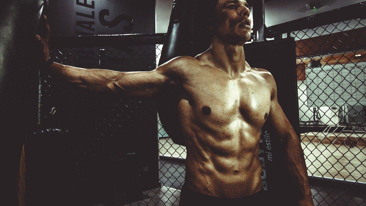 3 pasos para ganar masa muscular