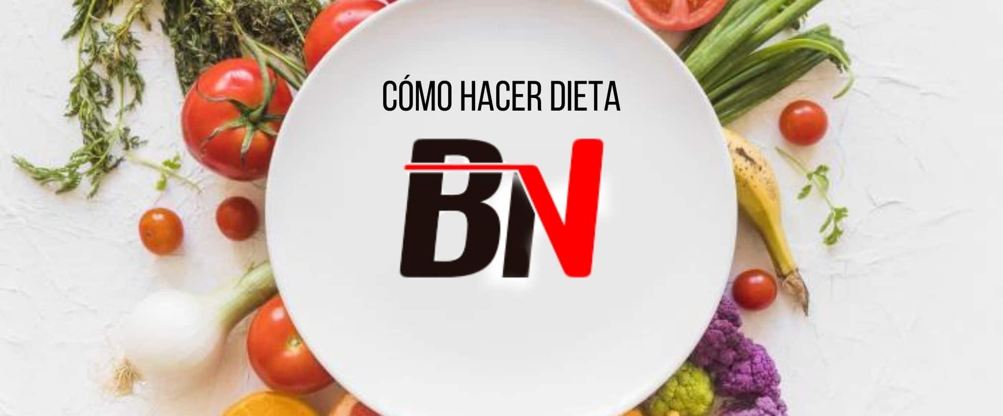 hacer dieta en casa