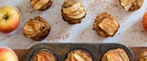 muffins saludables, meriendas saludables