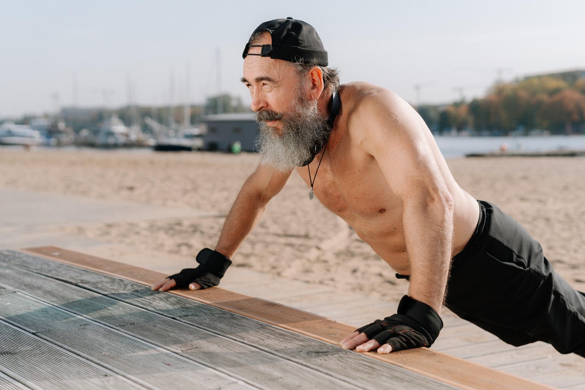 La flexibilidad no tiene edad
