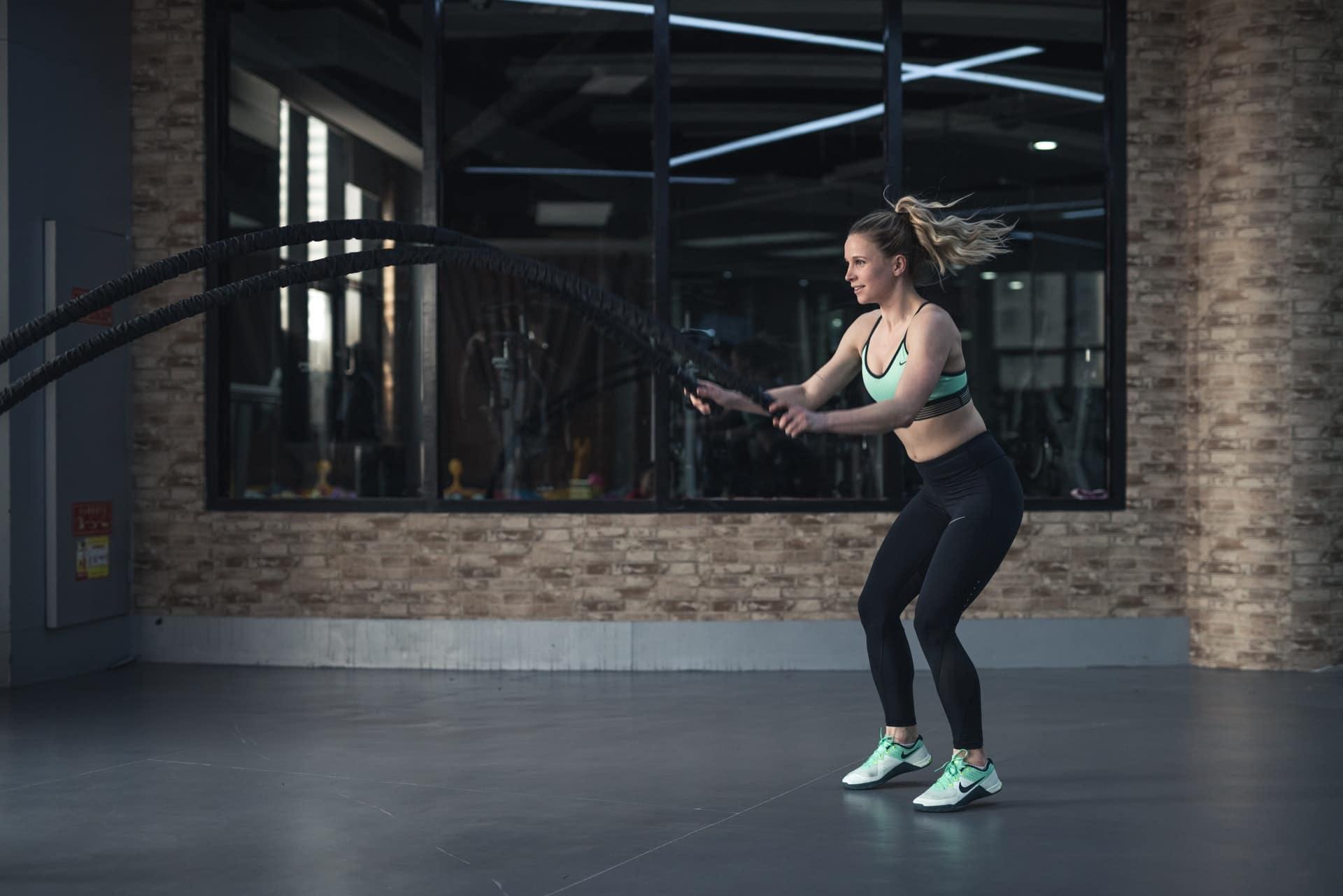 La lesión más común en el fitness
