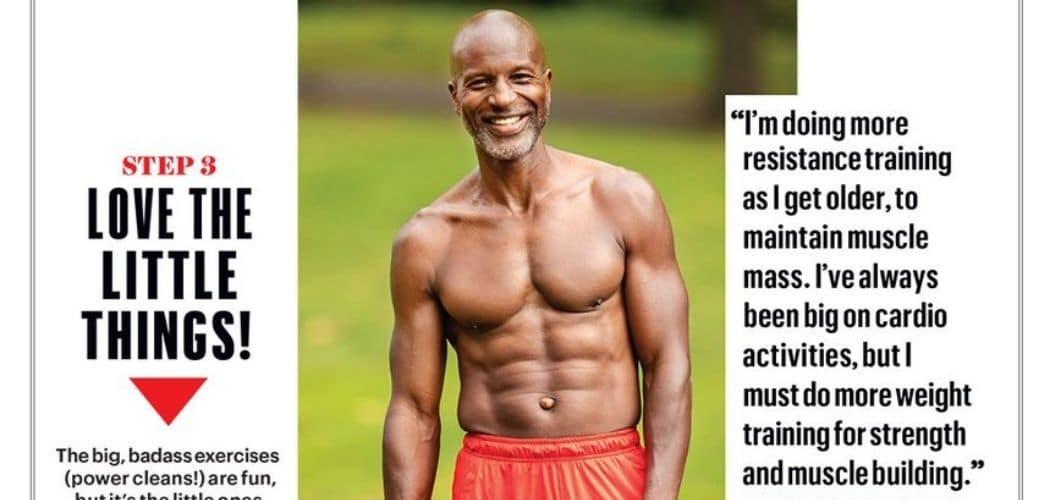 ejercicio para hombres mayores de 40